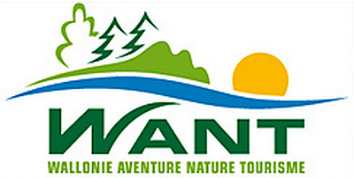 Logo WANT (Wallonie aventure, nature, tourisme)