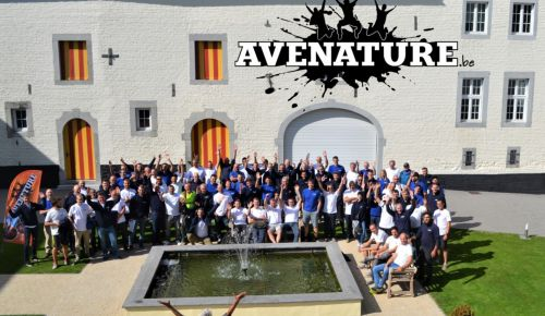 Team event Avenature