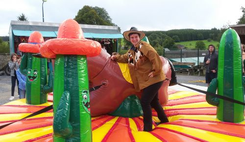 Verhuur inflatables