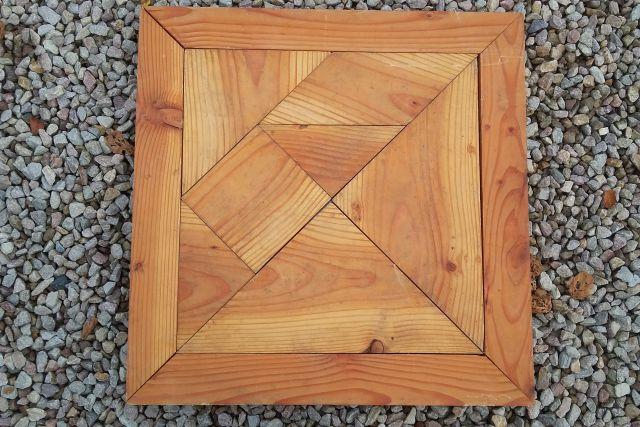 Afbeelding van een tangram