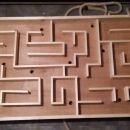 afbeelding van een labyrinth