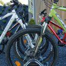 Verhuur mountainbikes